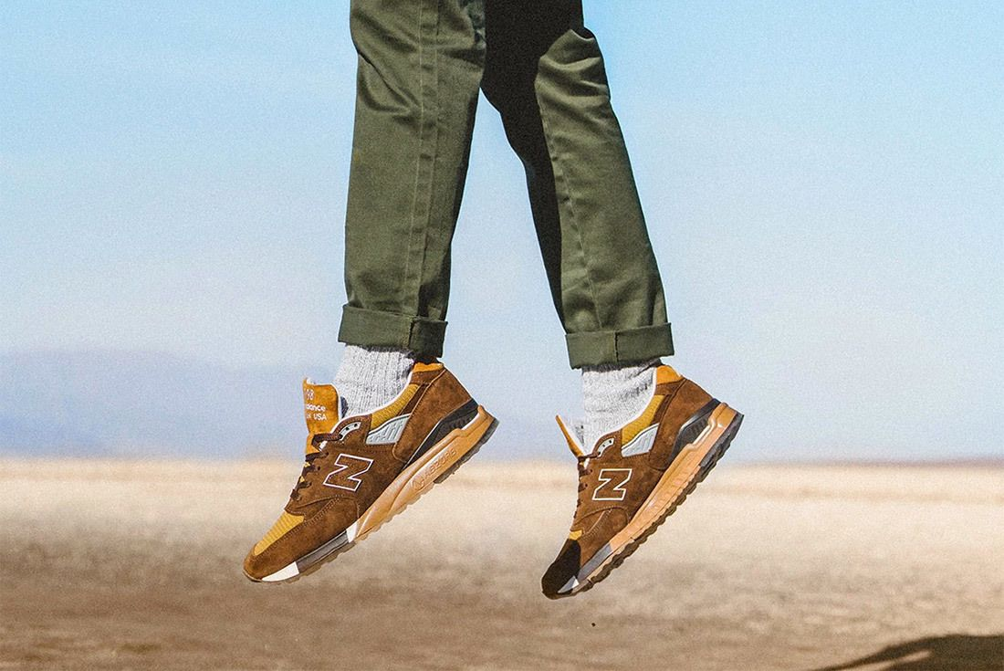 J Crew New Balance 998 National Parks 2