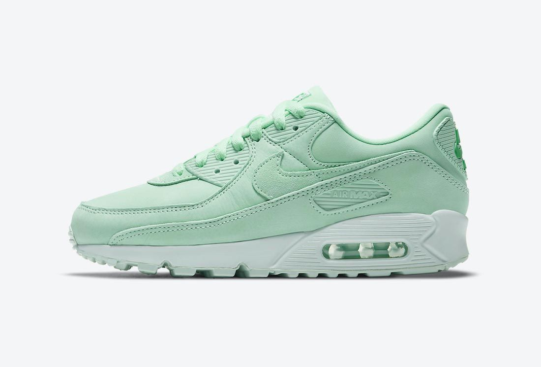 The Nike Air Max 90 Mingles with Mint - Sneaker Freaker