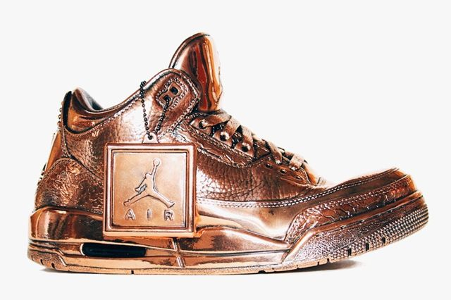 Air Jordan Bronze Msenna 2