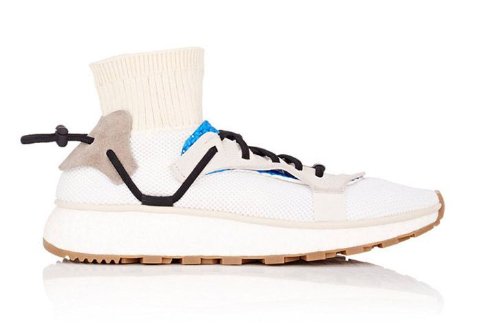 Adidas Alexander Wang Aw Run White Blue 4