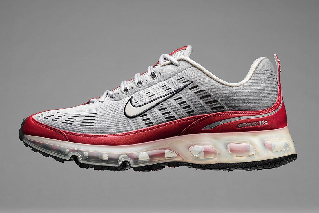 Material Matters Hybrids Nike Air Max 360 1