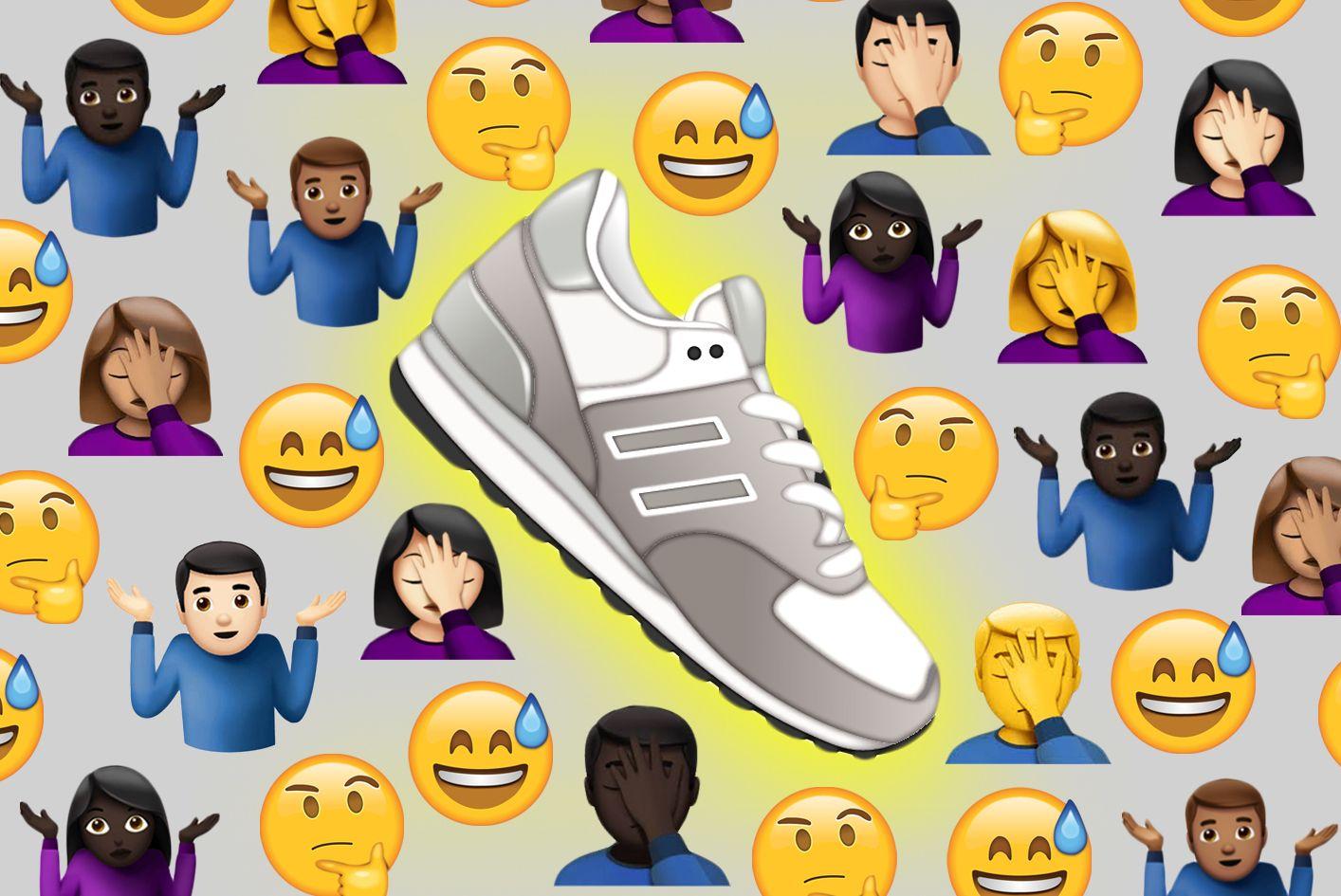Sneaker Freaker Sneaker Emoji Header