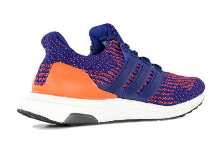Adidas Ultraboost 3 0 Purple Orange 3