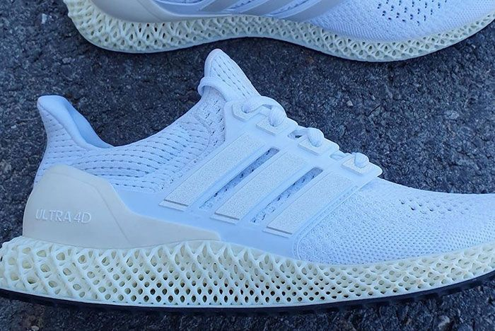 Adidas Ultra 4 D White Release Date 4Leaked Shots