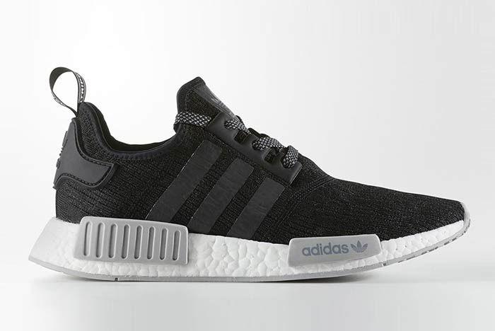 Adidas Nmd R1 Blackgrey 2 1