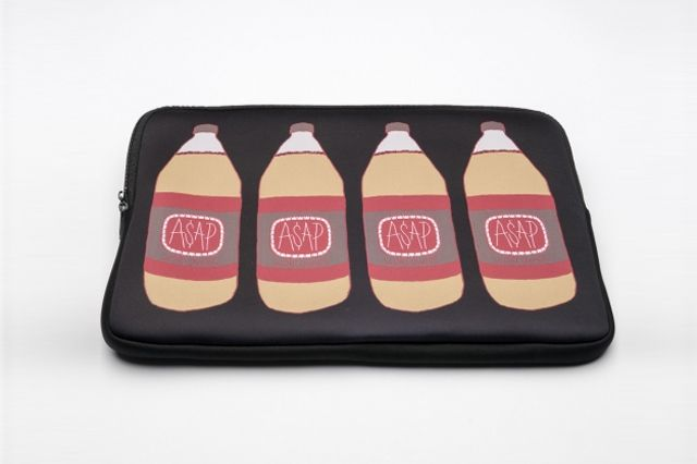 Asap Mob Collection Laptop Bag