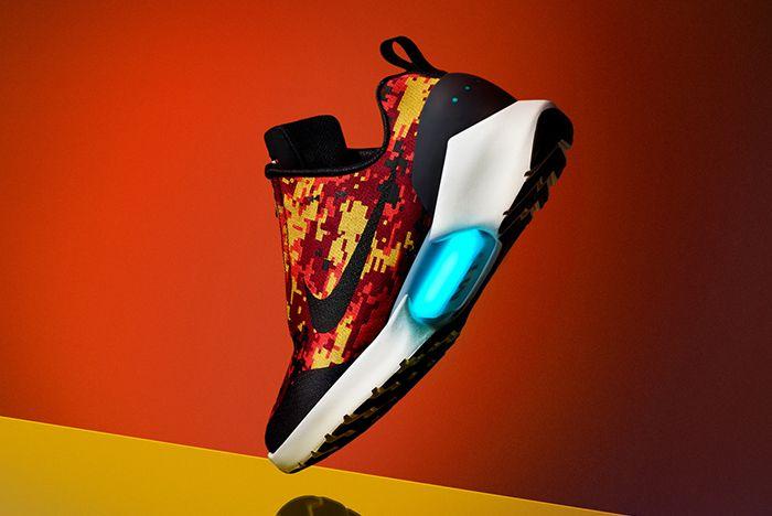 Nike Hyperadapt Team Red Sneaker Freaker 6