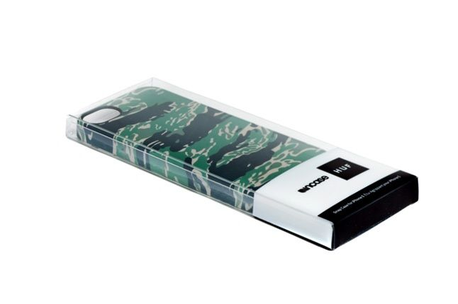 Huf Incase Iphone5 Case Tiger Camo Packaged 1