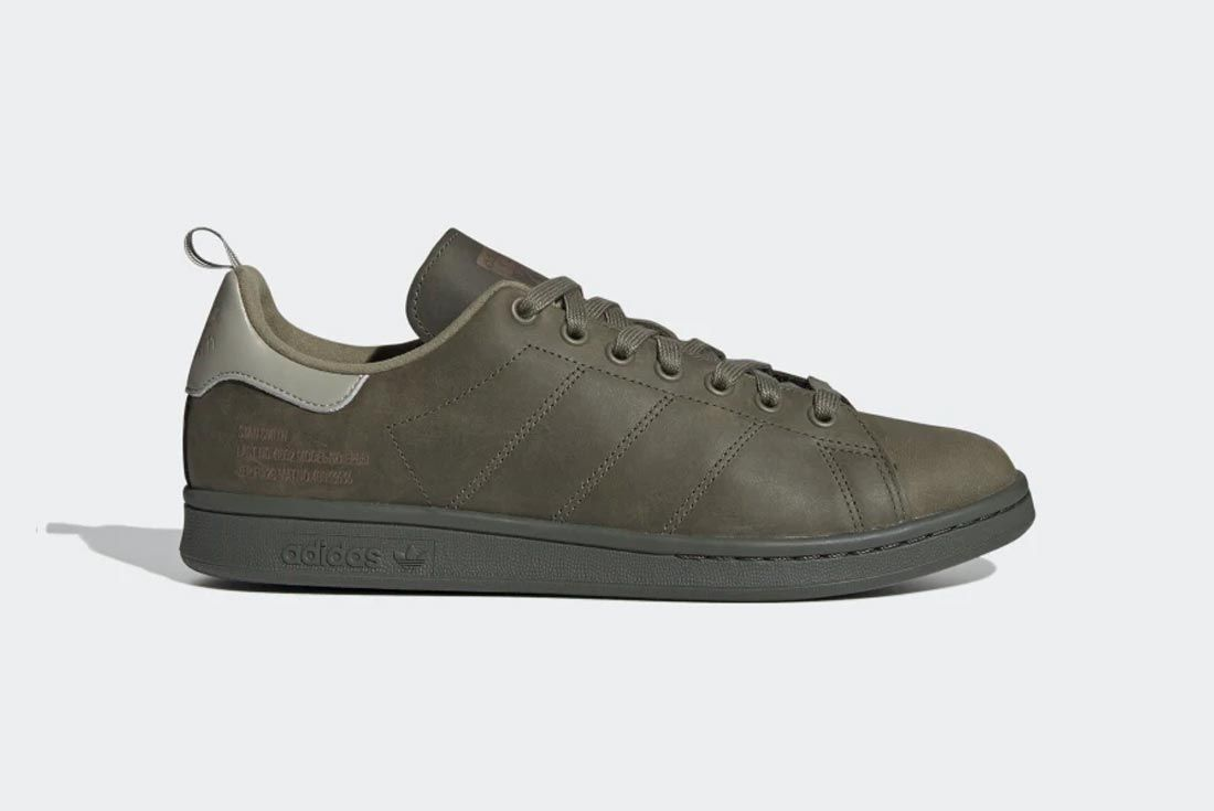 adidas Stan Smith Raw Khaki/Feather Grey/Night Cargo