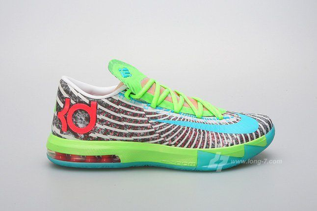 Nike Kd Vi Supreme Dc Heat Pack Profile 1