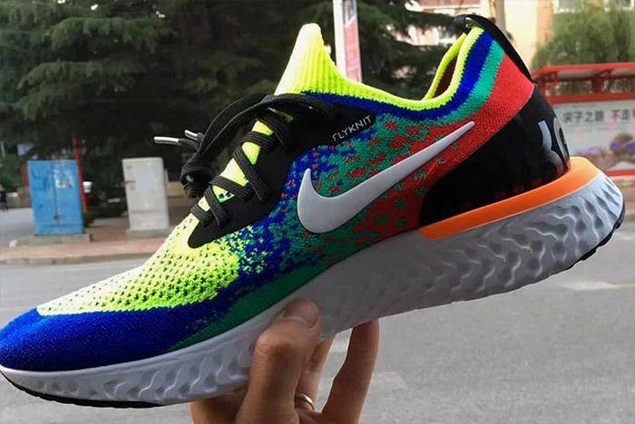 Nike Epic React Flyknit Berlin 2
