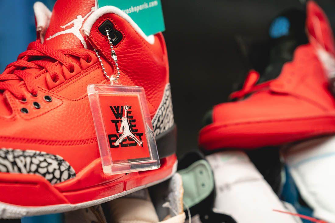 Sneakerness Amsterdam 2019 Event Recap 12 Dj Khaled Air Jordan 3 Red