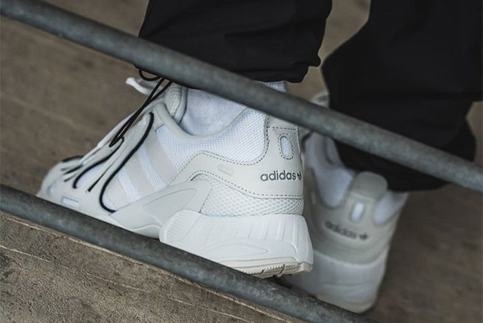 Adidas Originals Eqt Gazelle White Heel