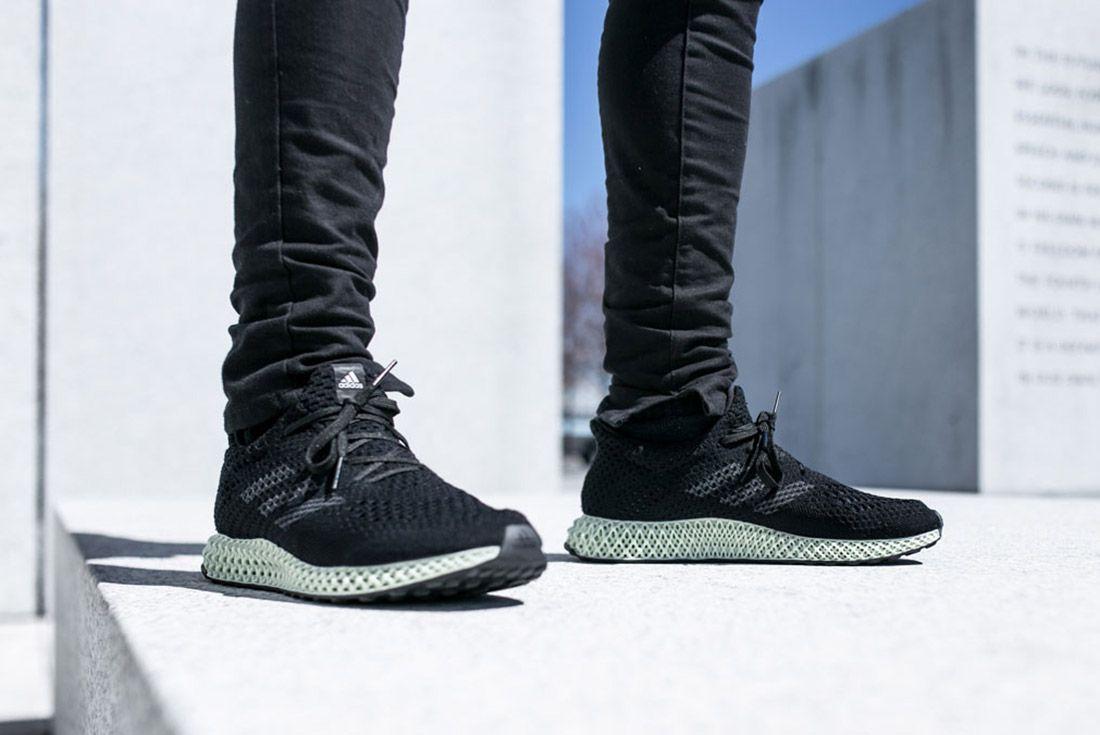 Adidas Futurecraft 4 D 7