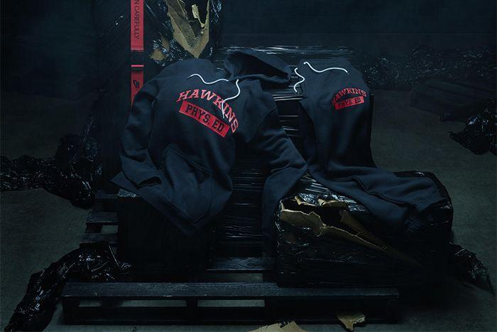 Stranger Things Nike Og Pack Release Date Apparel