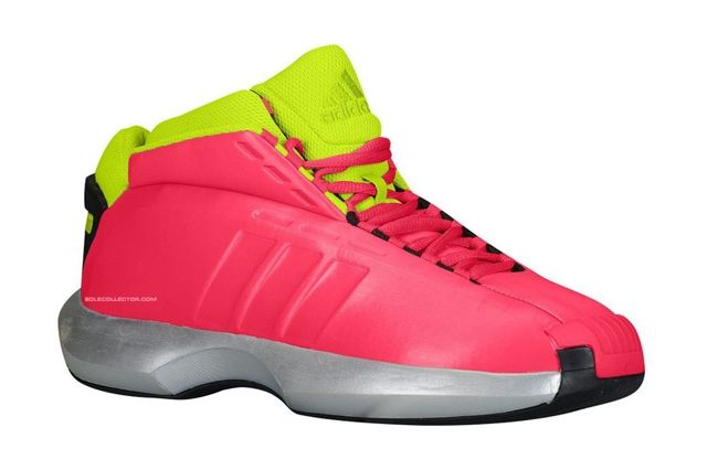 Adidas Crazy 1 Vivid Cherry 5
