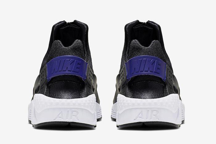Nike Air Huarache Run Ext Zip Heels