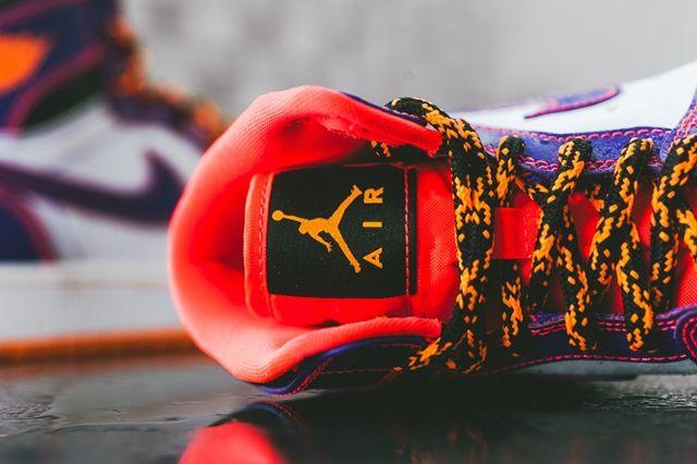 Air Jordan 1 Taz Bumper 2