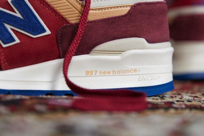 New Balance End M997 4