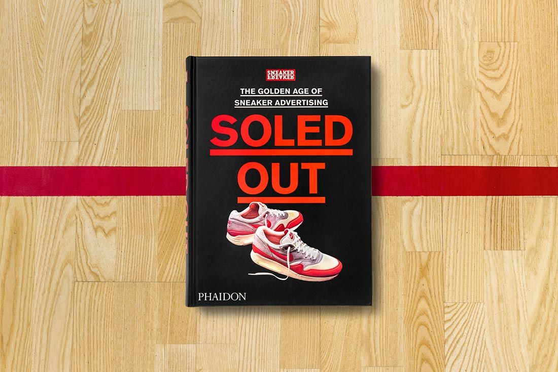 SOLED OUT Sneaker Freaker Book