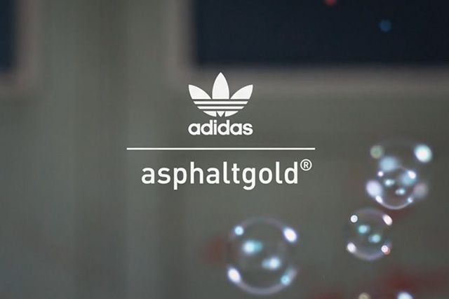 Asphaltgold Adidas 5 Golden Years Anniversary Pack 10