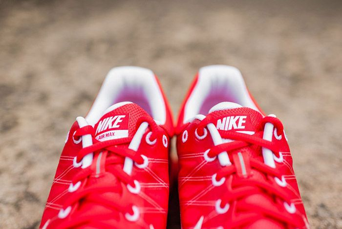Nike Air Max 2009 Action Red 4