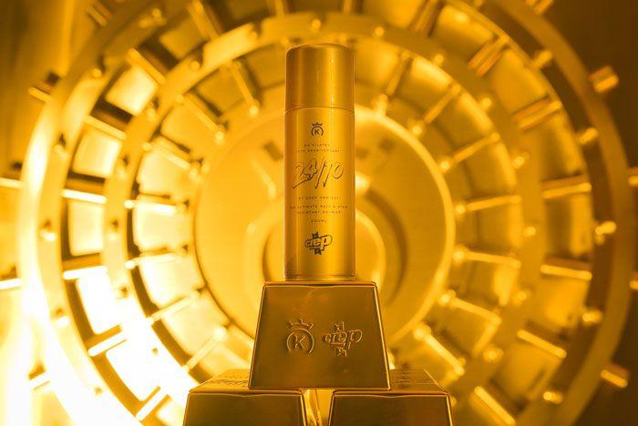1  Crep Protect X 24 Kilates Gold Bar Collab