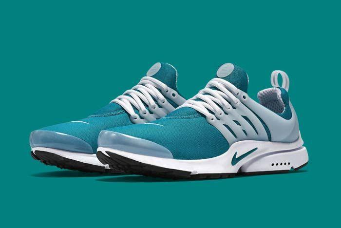 Nike Air Presto Teal 2