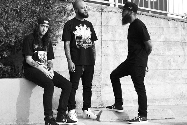 Converse Cons Pro Leather Skate Trash Talk 6