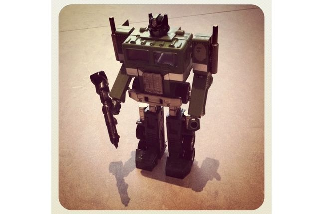 Bape Optimus Prime Transformers 2 1