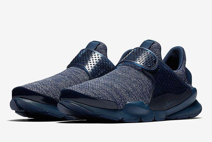 Nike Sock Dart Breathe Mignight Navy 5