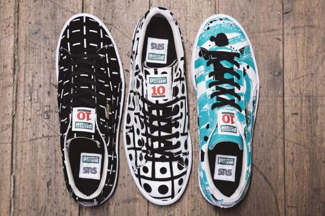 Sneakersnstuff 10 Gruppen Puma 7