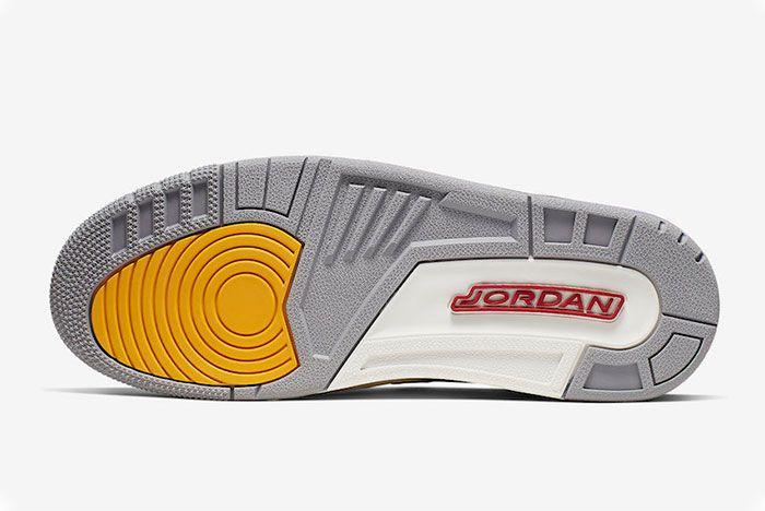 Jordan Legacy 312 Low Lakers Sole