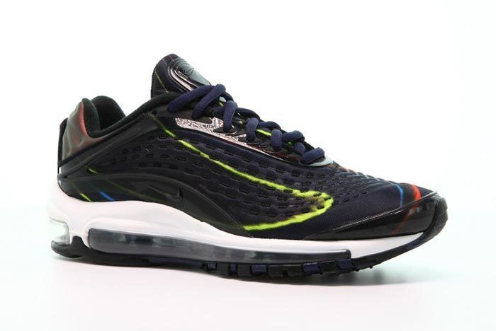 Nike Wmns Air Max Deluxe Black Navy 6