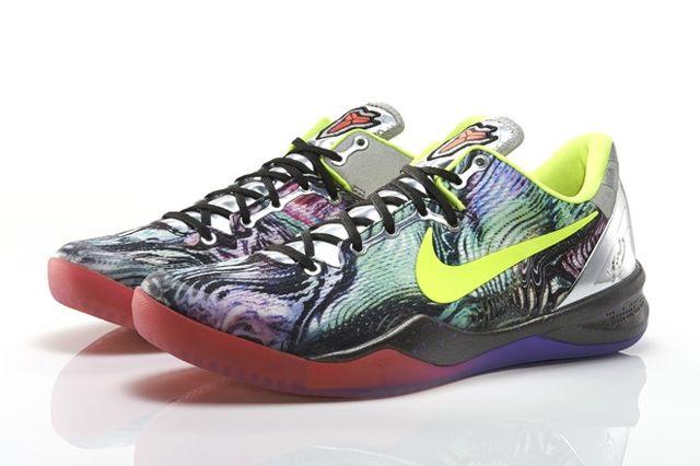 Nike Kobe 8 Prelude Angle
