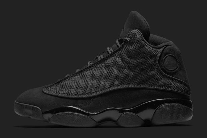 Air Jordan 13 Cap Gown 1