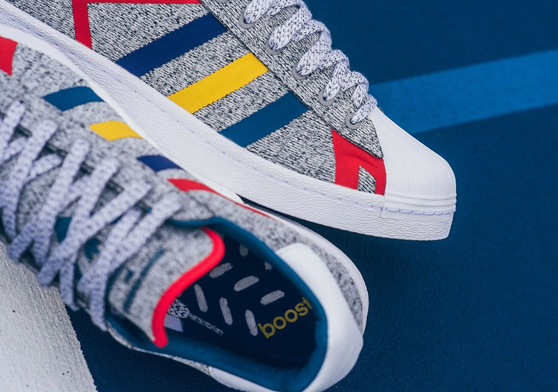 White Mountainerring Adidas Superstar Boost Available Now 12