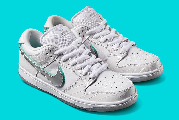 Diamond Supply Co Nike Sb Dunk Low Official 6