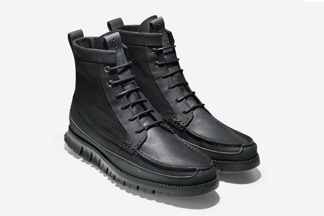 Cole Haan Zero Grand Tall Boot Black