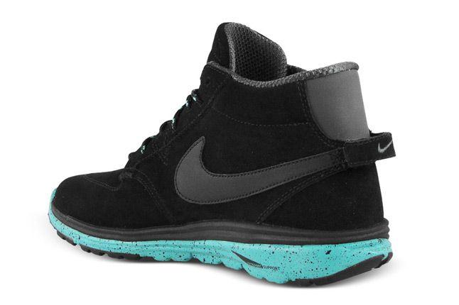 Stussy X Nike Lunar Braata Mid Oms Quater Heel 1