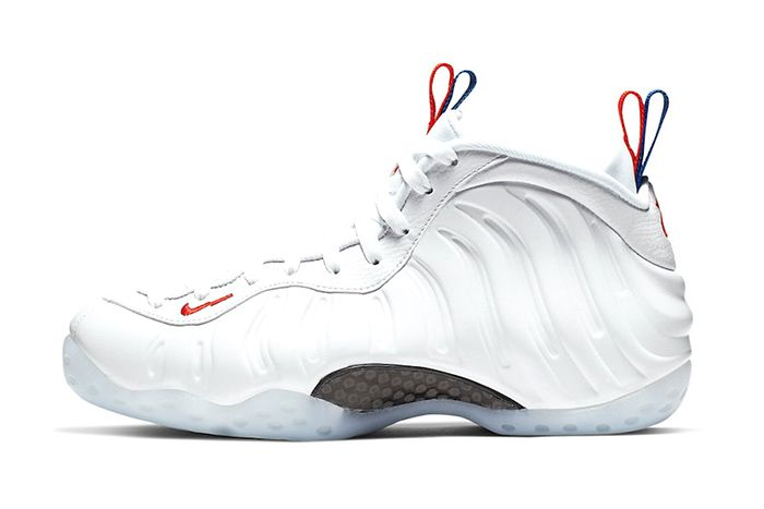 Nike Air Foamposite One Wmns Usa Aa3963 102 Release Date Lateral