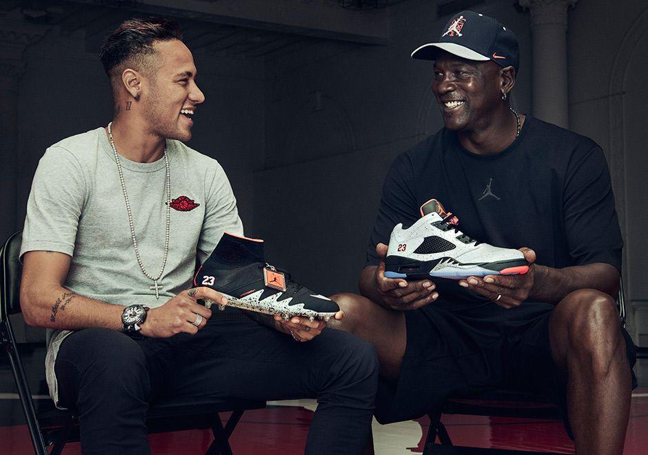 Neymar x Air Jordan 5 Low