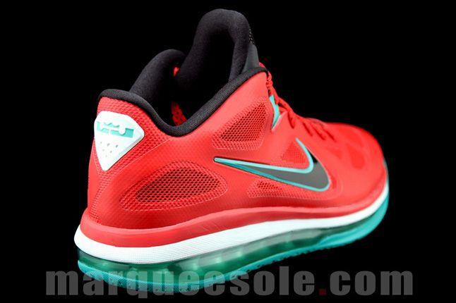 Nike Lebron 9 Liverpool 05 1