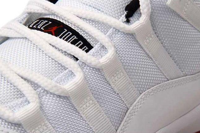 Air Jordan 11 Low White Red 08 1