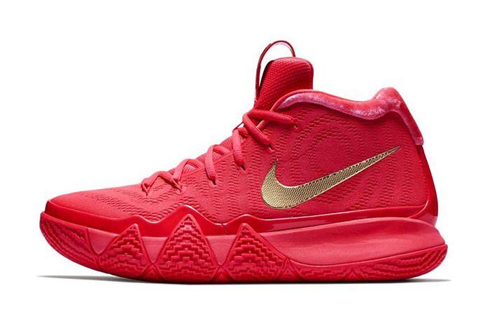 Nike Kyrie 4 Red Carpet 2