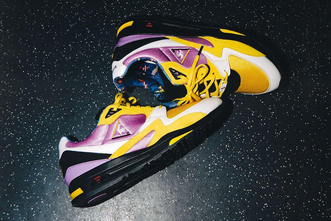 Sneakerbox TLV x Le Coq Sportif R800 Sherut