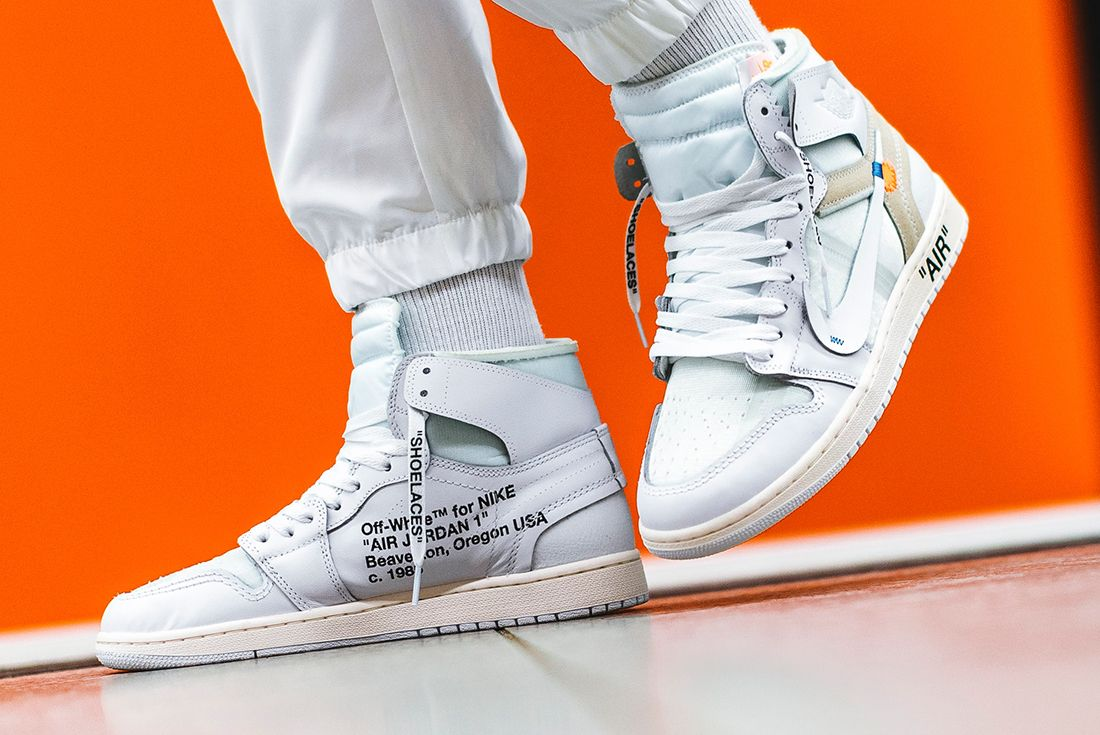 Off White Air Jordan 1 6