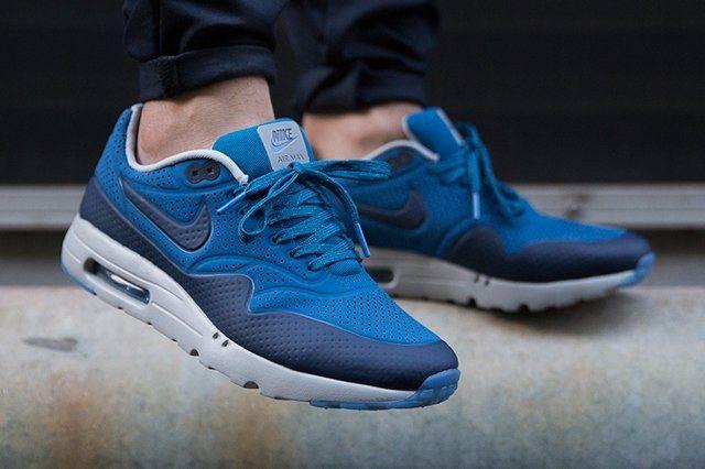 Nike Air Max 1 Ultra Moire Bluenavy3