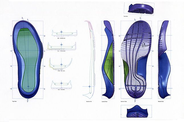 The Making Of The Nike Air Hyperdunk 25 1
