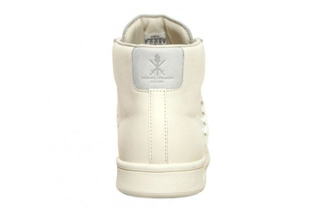 Adidas By Opening Ceremony Baseball Stan Smith Wht Heel